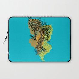 peacock tree Laptop Sleeve