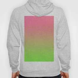 NEW ENERGY - Minimal Plain Soft Mood Color Blend Prints Hoody