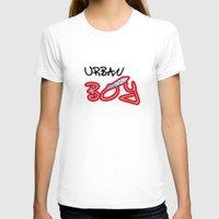 urban T-shirts featuring urban by daniel