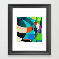 reflection 2 Framed Art Print