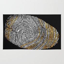 Gold Finger Rug