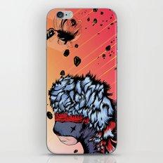 Ninja Bear & Lagorca iPhone & iPod Skin