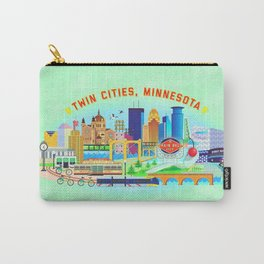 Twin Cities Carry-All Pouch