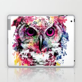 Owl Laptop & iPad Skin
