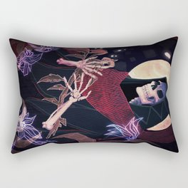 Death Tarot Rectangular Pillow