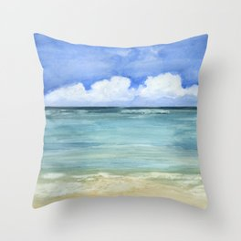 St. Croix Throw Pillow