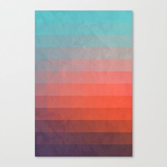 Blww wytxynng Canvas Print