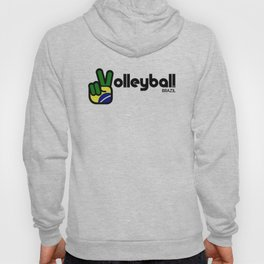 Volleyball Brazil Hoody
