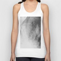 crystal Tank Tops featuring Crystal by Neon Wildlife