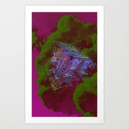 1987 Art Print