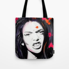 Fight for your colors. Tote Bag