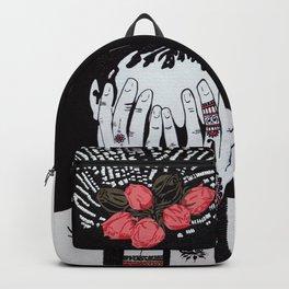 Boho girl Backpack