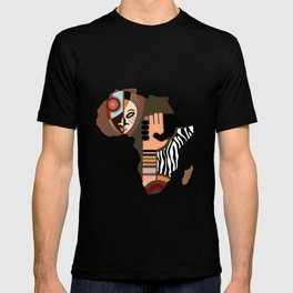 African Unification T-shirt