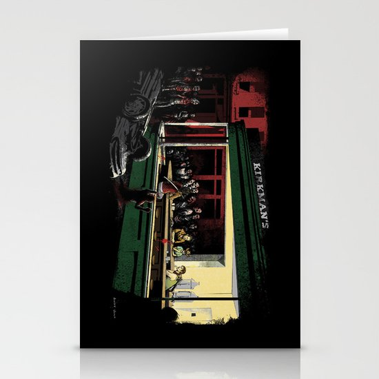Nightwalkers Stationery Cards