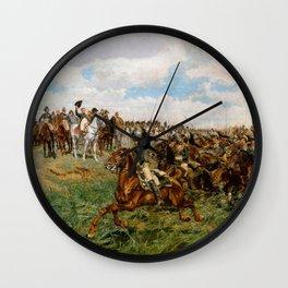 Friedland Wall Clock
