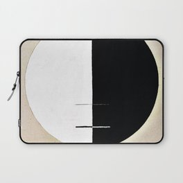 12,000pixel-500dpi - Hilma af Klint - Buddha's Standpoint in the Earthly Life, No. 3a, Series XI Laptop Sleeve