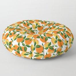 Oranges and Lemons Floor Pillow