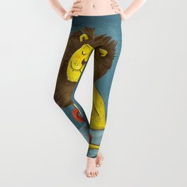 All the lion Leggings