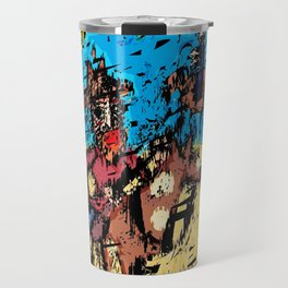 The Bushranger  Travel Mug