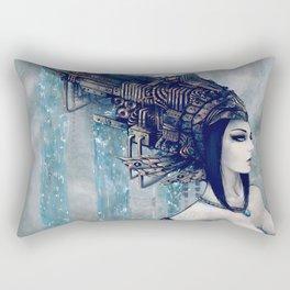 Zodiac Sign: Aquarius Rectangular Pillow