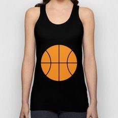 #9 Basketball Unisex Tank Top