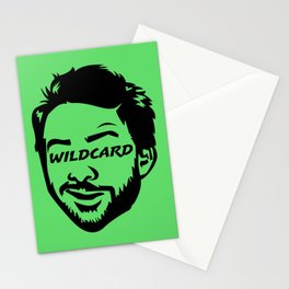 Wildcard Charlie Stationery Cards