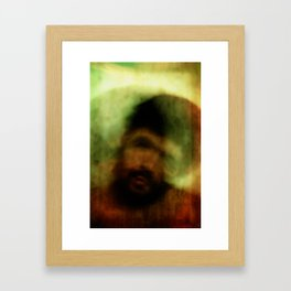 Explicit - Sadness Framed Art Print