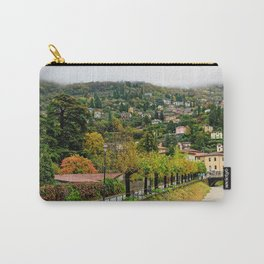 Varenna In The Rain Carry-All Pouch