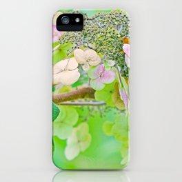 Autumn Poesie iPhone Case