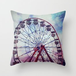 To Touch the Sky Throw Pillow