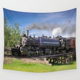 Full Steam Ahead Wall Tapestry