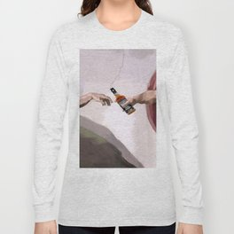 The Inebriation of Evan Long Sleeve T-shirt
