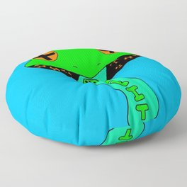 RIBBIT Floor Pillow