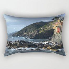 Cinque Terre II Rectangular Pillow