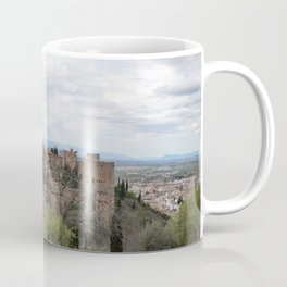 View Toward Alhambra Coffee Mug