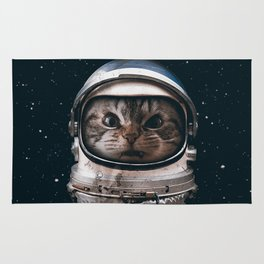 Space catet Rug