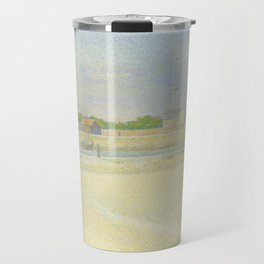The Channel of Gravelines, Grand Fort-Philippe Travel Mug