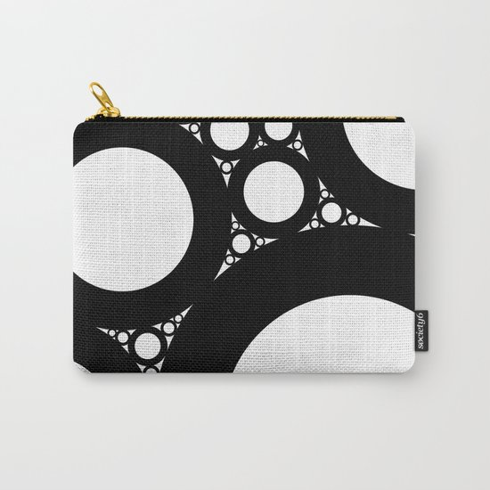 Bubbles, Bubbles Everywhere (But Not A Drop To Drink) Carry-All Pouch