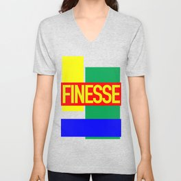 Finesse New Jack Unisex V-Neck