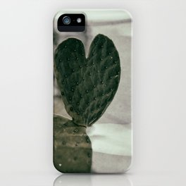 Padded Heart iPhone Case