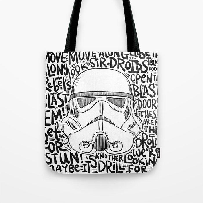 Look sir... Tote Bag
