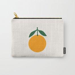 Orange Summer Citrus Carry-All Pouch