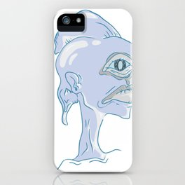 unreal. iPhone Case