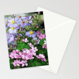 mellow meadow Stationery Cards
