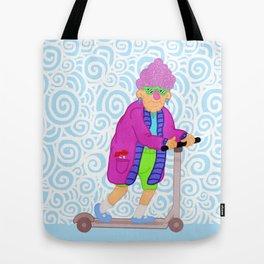 Cool Granny Tote Bag
