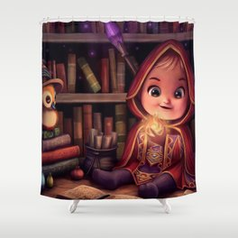 Nyssa Shower Curtain