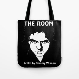 The Room- Tommy Wiseau Tote Bag