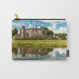 Laugharne Castle Carry-All Pouch