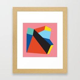 Jorge Framed Art Print