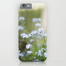 forget me not. Slim Case iPhone 6s